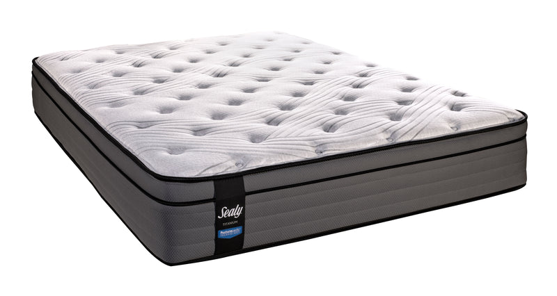 Sealy TI2 Plush Queen Mattress