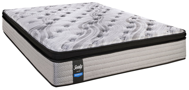 Sealy Twilight Peak Cushion Firm Queen Mattress