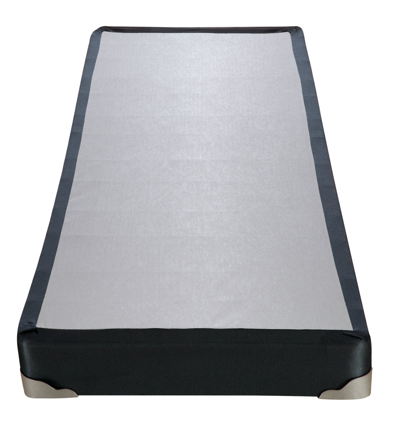 Sealy Charcoal Luxe Queen Split Boxspring
