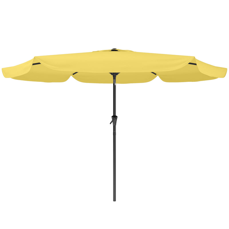 Culver Patio Umbrella - Yellow