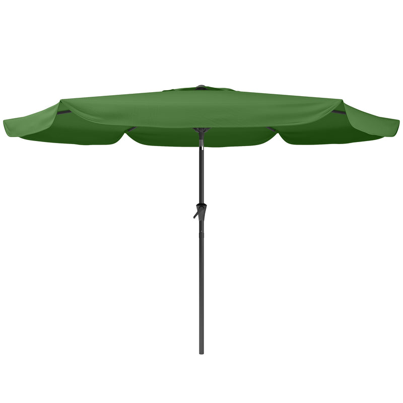 Culver Patio Umbrella - Forest Green