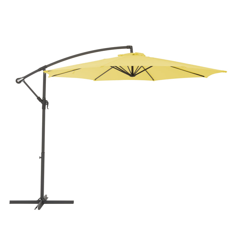 Maris Offset Umbrella - Yellow