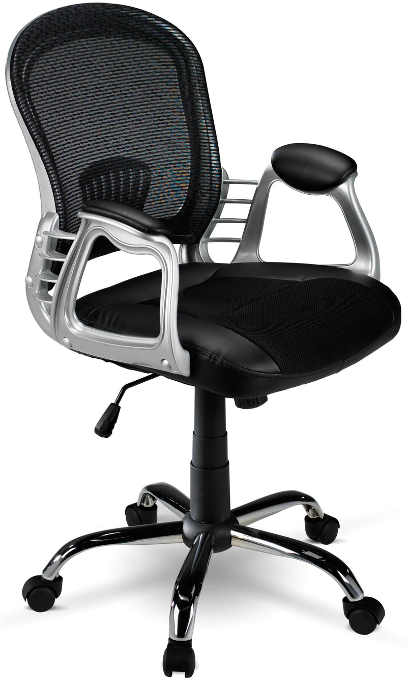Jett Office Chairs - Black