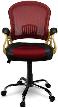 Jett Office Chairs - Red