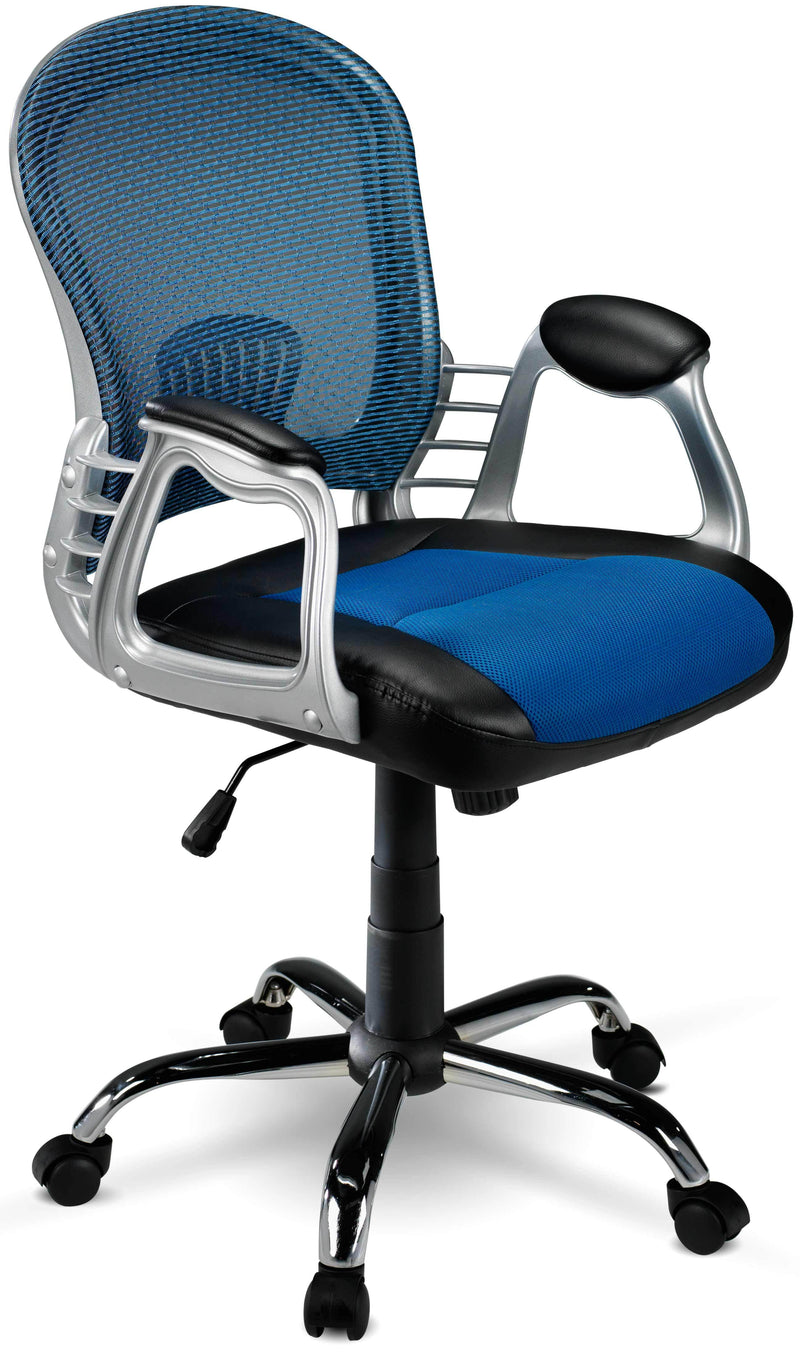 Jett Office Chairs - Blue