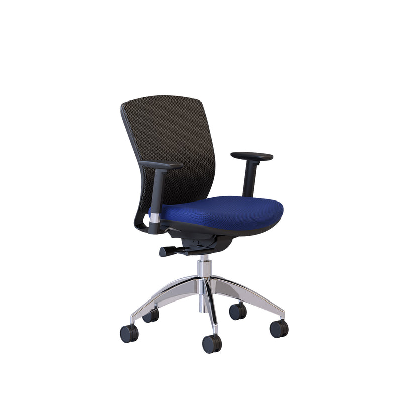 Logan Office Chair - Blue