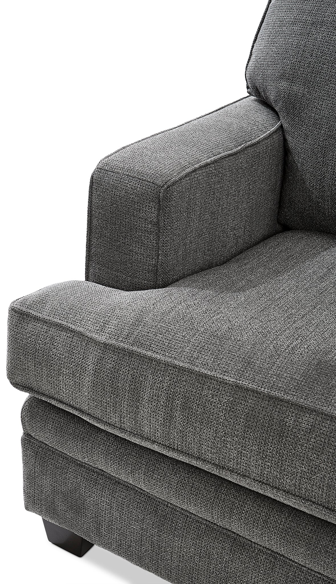 Anatasia 2-Piece Sectional With Right-Facing Chaise