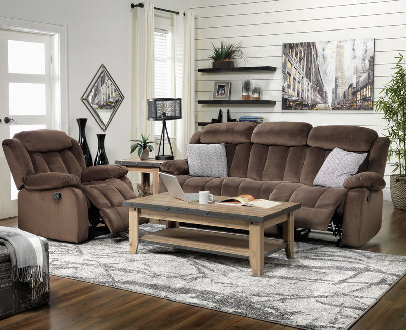 Alabama Alabama Reclining Sofa And Recliner Set Deep