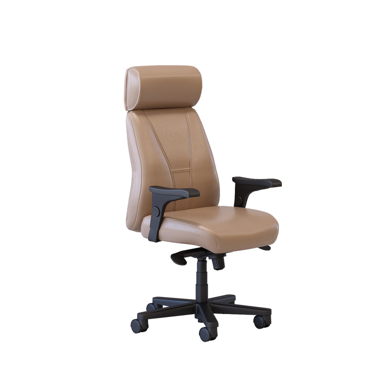 Benjamin Office Chair - Stone