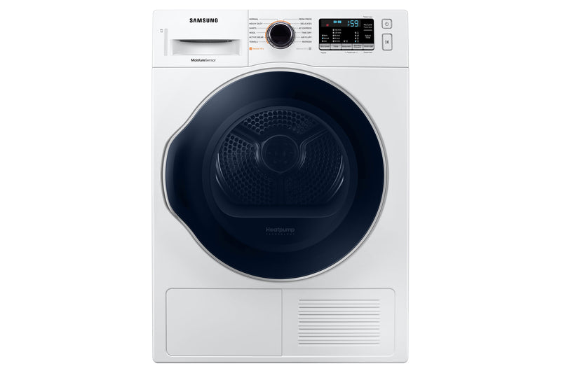 Samsung White Electric Dryer (4.0 Cu. Ft.) - DV22N6800HW