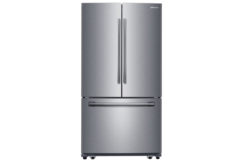Samsung Stainless Steel French Door Refrigerator (25.5 Cu. Ft.) - RF26HFPNBSR/AA