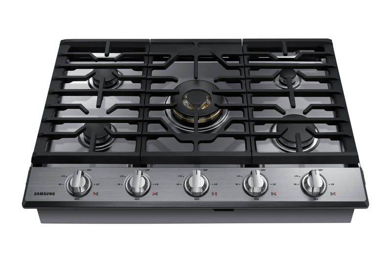 "Samsung Stainless Steel 30"" Gas Cooktop - NA30N7755TS/AA"