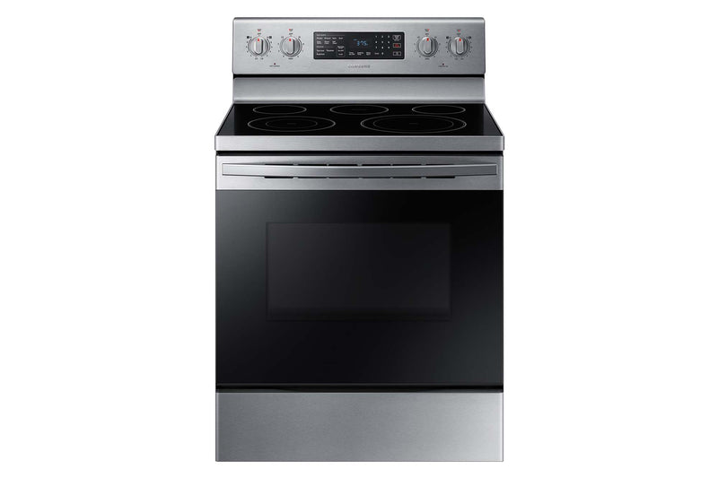 Samsung Stainless Steel Freestanding Electric Range (5.9 Cu. Ft.) Oven - NE59R4321SS/AC