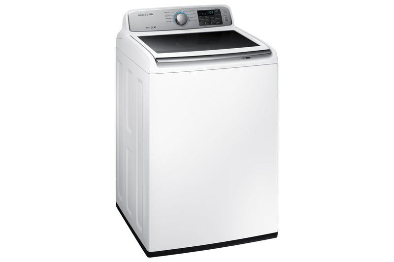 Samsung White Top-Load Washer (5.2 Cu. Ft. IEC) - WA45N7150AW/A4