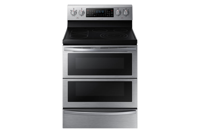 Samsung Stainless Steel Freestanding Electric Range (5.9 Cu. Ft.) Oven - NE59T7851WS/AC