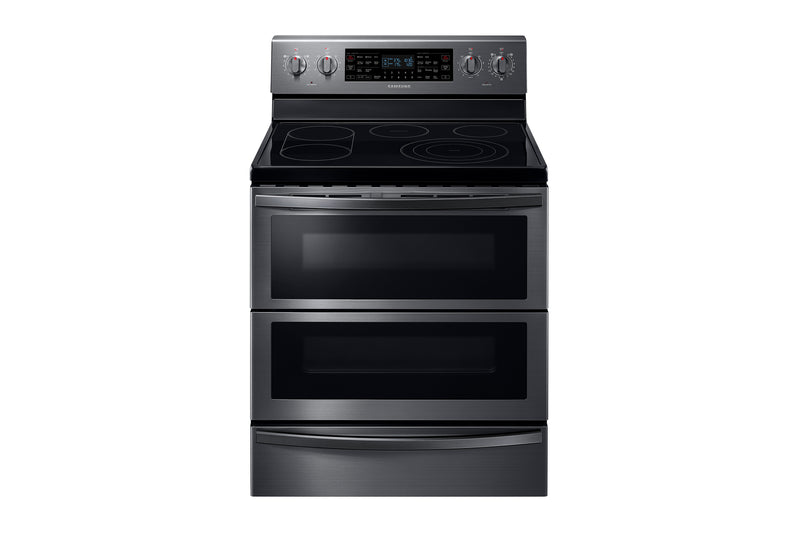 Samsung Black Stainless Steel Freestanding Electric Range (5.9 Cu. Ft.) Oven - NE59T7851WG/AC