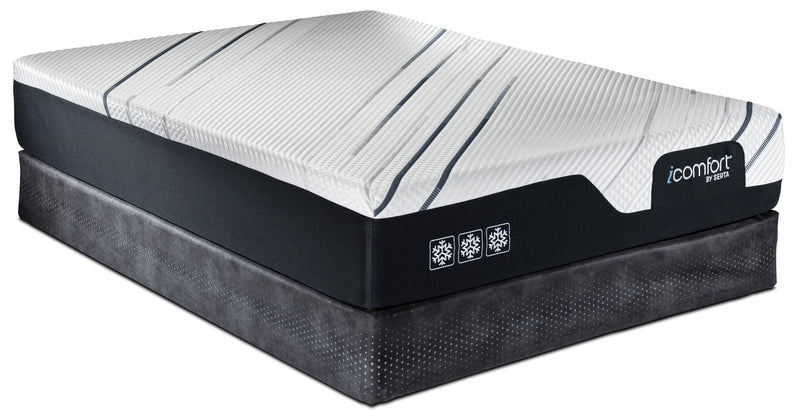 iComfort by Serta ECO 3 Medium Firm Full Mattress and Boxspring Set