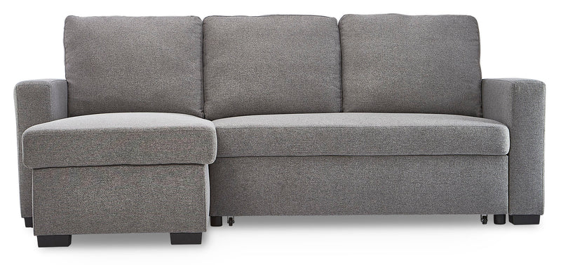 Victor Pop-Up Sofa Bed - Dark Grey