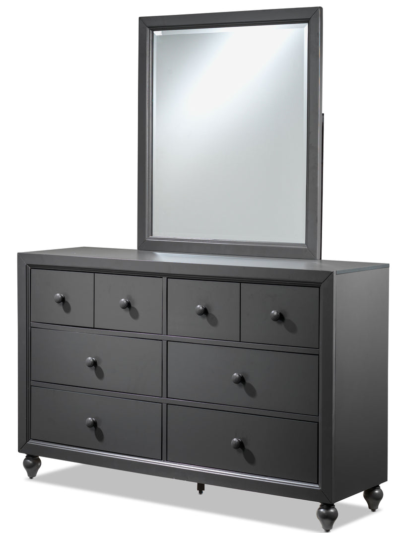 Dianna Dresser - Dark Grey