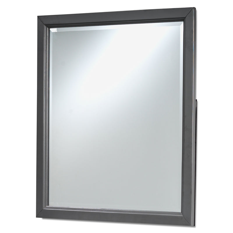 Dianna Mirror - Dark Grey