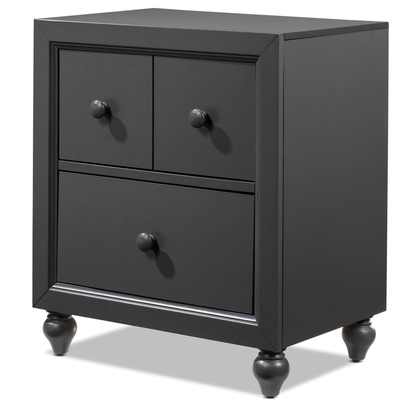 Dianna Night Table - Dark Grey