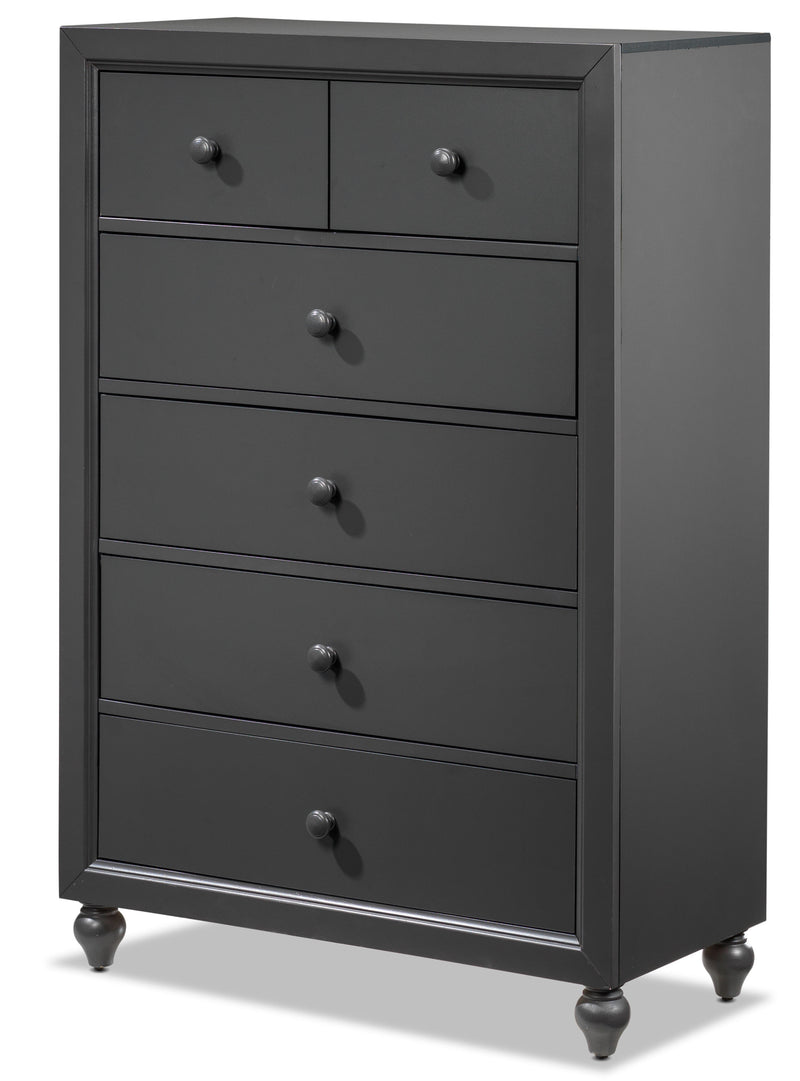 Dianna Chest - Dark Grey