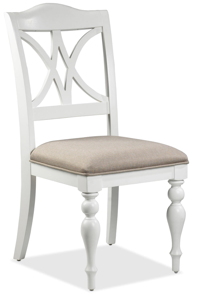 Summer Side Chair - Oyster White