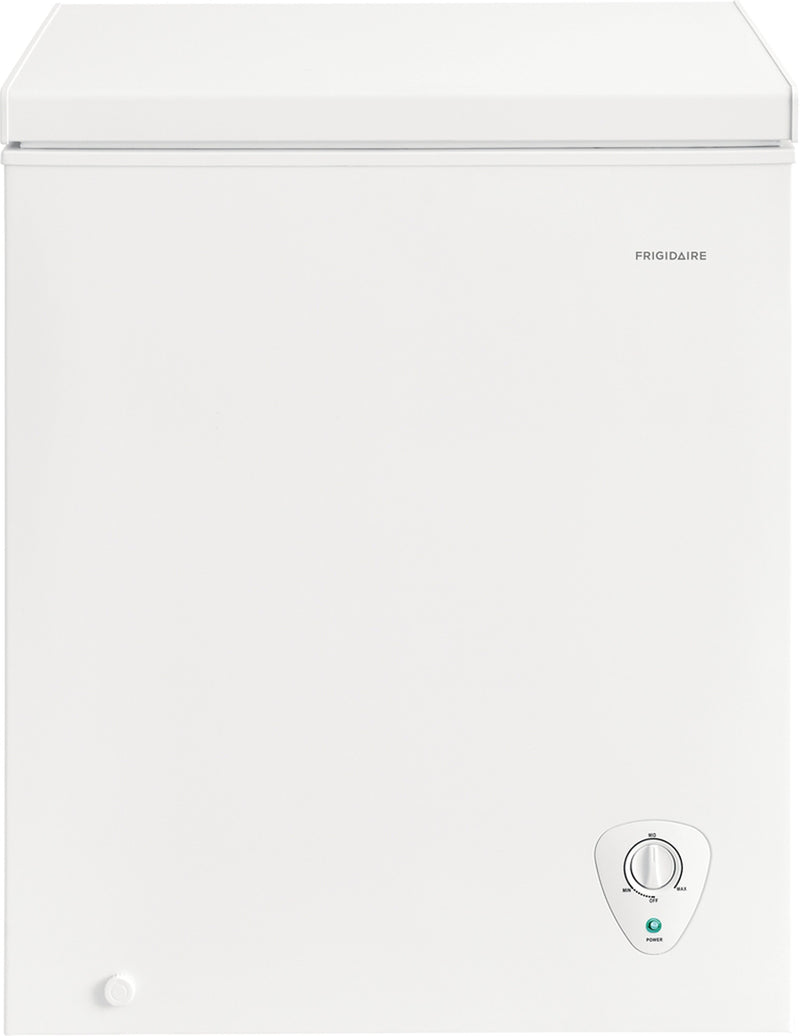 Frigidaire White Chest Freezer (5.0 Cu. Ft.) - FFFC05M2UW