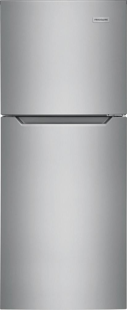 Frigidaire Brushed Stainless Steel Top Mount Refrigerator (11.6 Cu. Ft.) - FFET1222UV