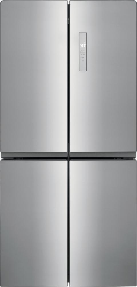 Frigidaire Stainless Steel French Door Refrigerator (17.4 Cu. Ft.) - FFBN1721TV