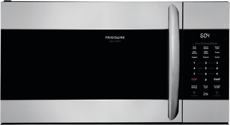 Frigidaire Gallery Stainless Steel Over-The-Range Microwave (1.7 Cu. Ft.) - CGMV17WNVF