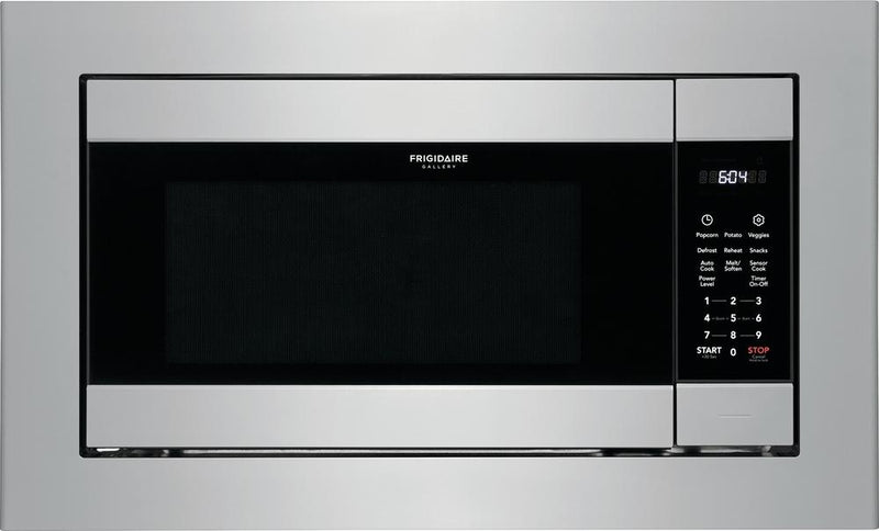 Frigidaire Gallery Smudge-Proof™ Stainless Steel Built-In Microwave (2.2 Cu. Ft.) - CGMO226NUF