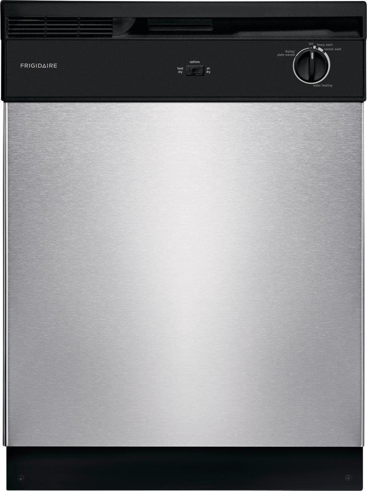 "Frigidaire Gallery Stainless Steel 24"" Dishwasher - FBD2400KS"