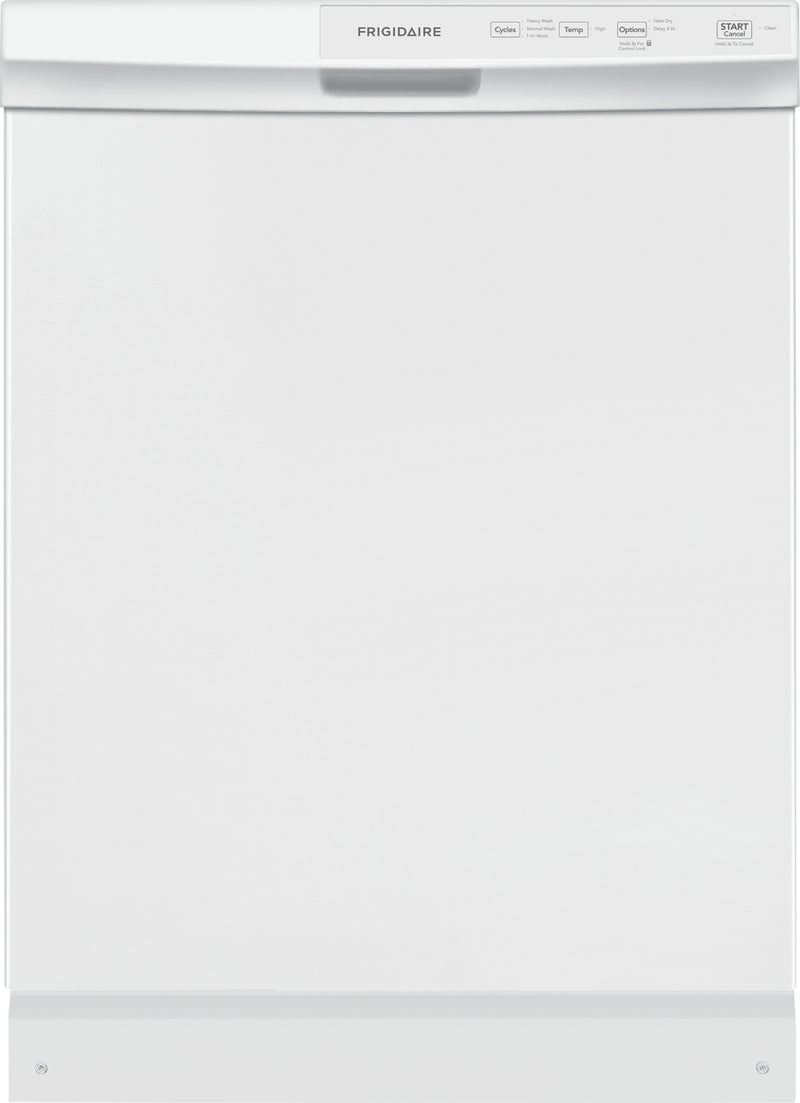 "Frigidaire 24"" White Dishwasher - FFCD2413UW"
