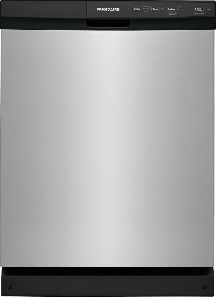 Frigidaire 24 Stainless Steel Dishwasher Ffcd2413us Leon S