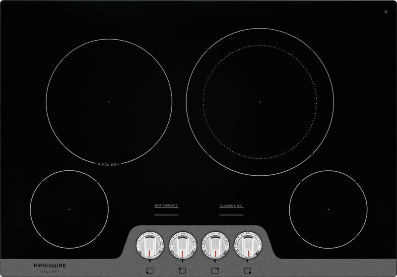 "Frigidaire Gallery Stainless Steel 30"" Electric Cooktop - FGEC3048US"
