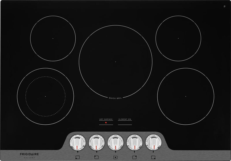 "Frigidaire Gallery Stainless Steel 30"" Electric Cooktop - FGEC3068US"