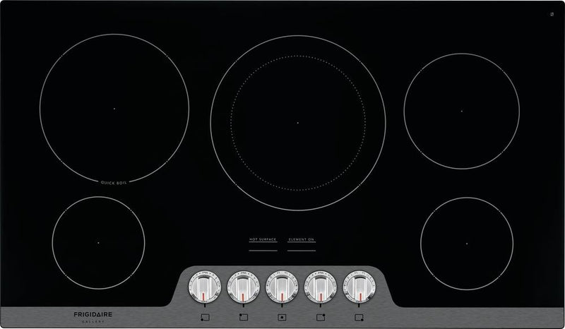 "Frigidaire Gallery Stainless Steel 36"" Electric Cooktop - FGEC3648US"