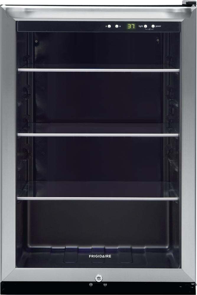 Frigidaire Stainless Steel Beverage Center (4.6 Cu. Ft.) - FFBC4622QS