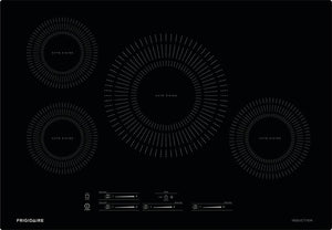 "Frigidaire Black 30"" Induction Cooktop - FFIC3026TB"