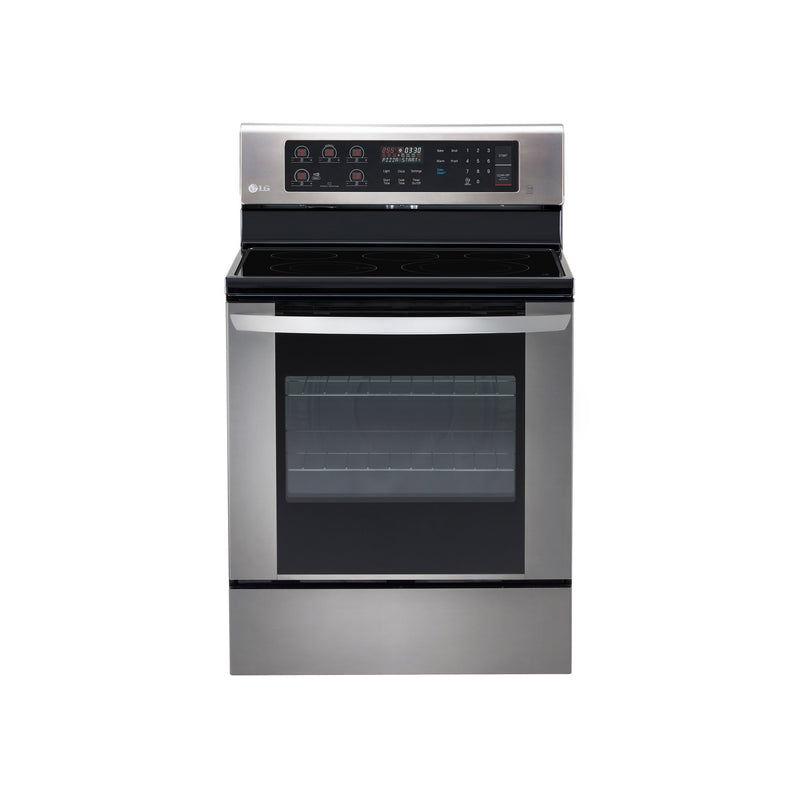 LG Appliances Stainless Steel Electric Range (6.3 Cu. Ft.) - LRE3060ST