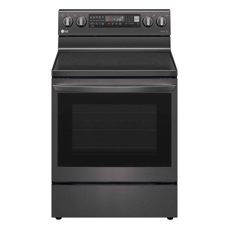Black Stainless Steel Ranges