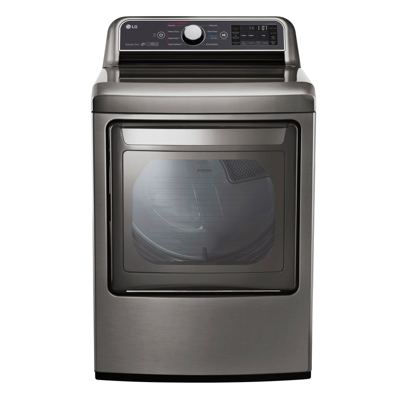 LG Appliances Stainless Steel Electric Dryer (7.3 Cu. Ft.) - DLEX7300VE