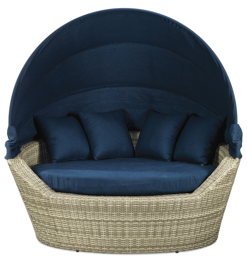Jonathan Patio Daybed - Navy