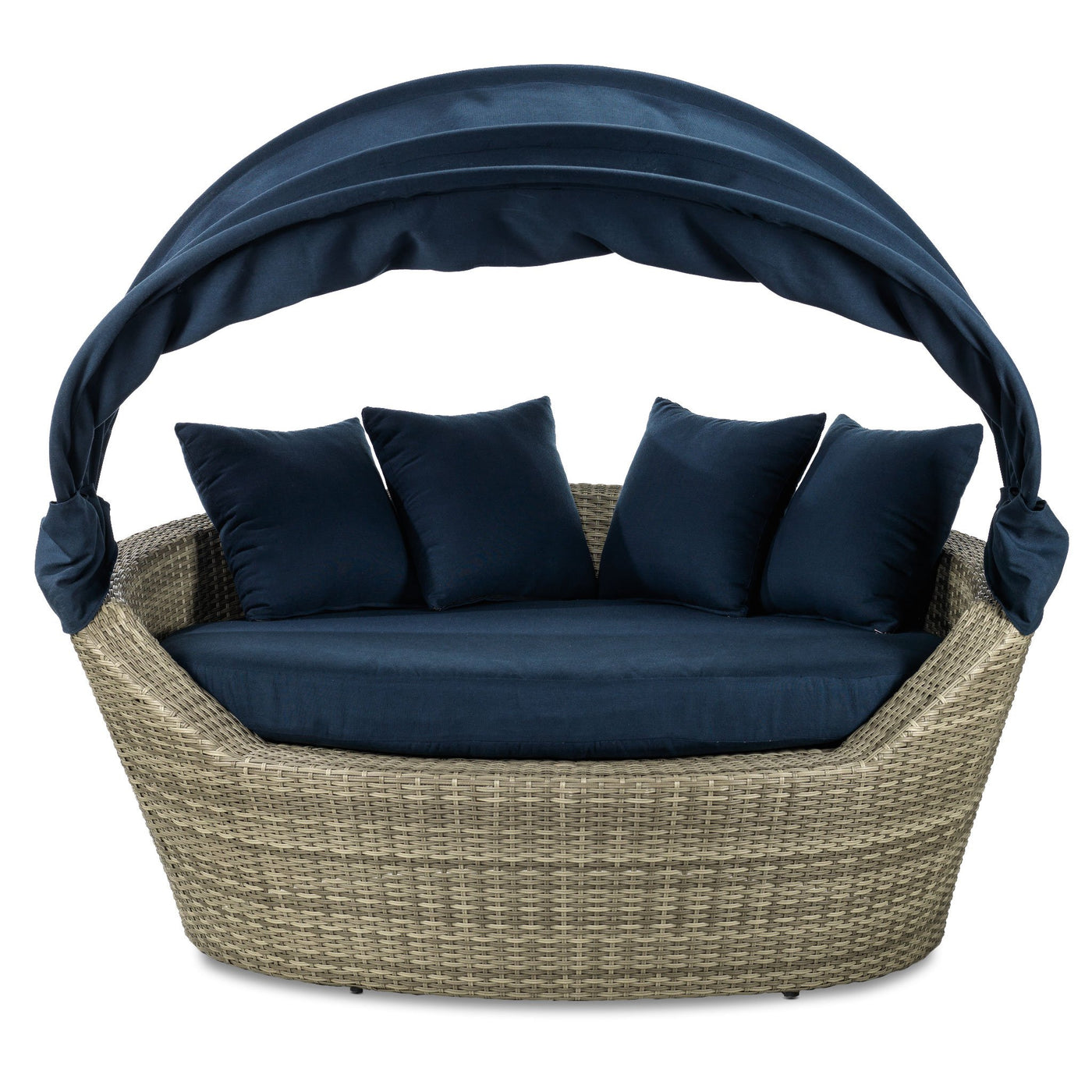 Jonathan patio daybed navy touch to zoom 1 2 3