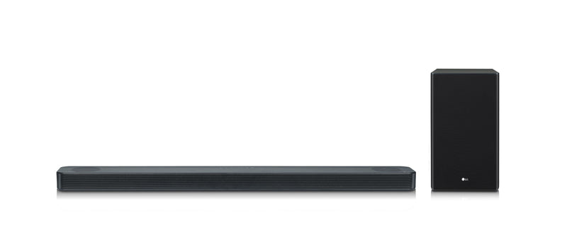 LG 3.1.2ch Soundbar with Google Assistant and Dolby ATMOS - SL8YG