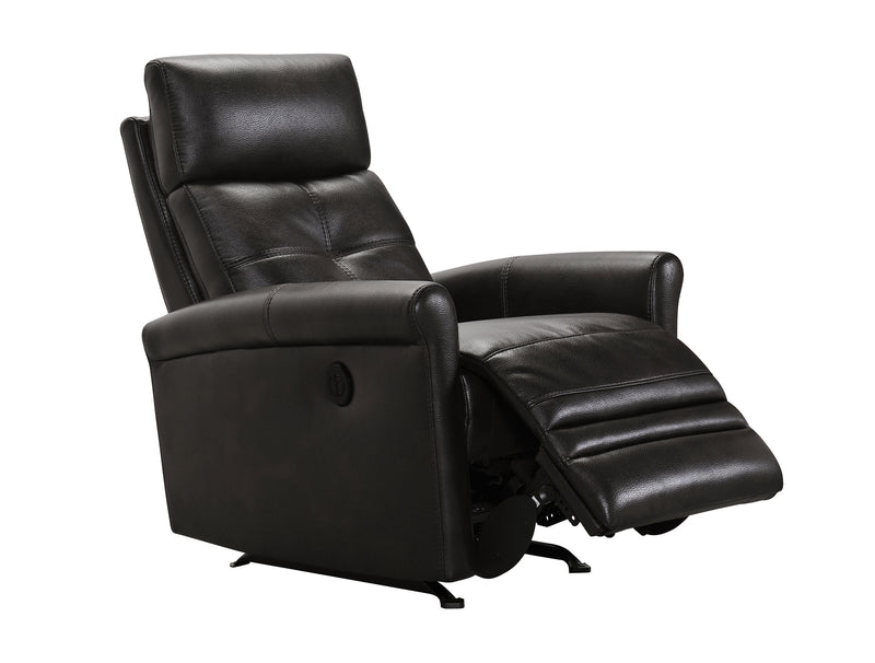 Verona Power Rocker Recliner - Pewter