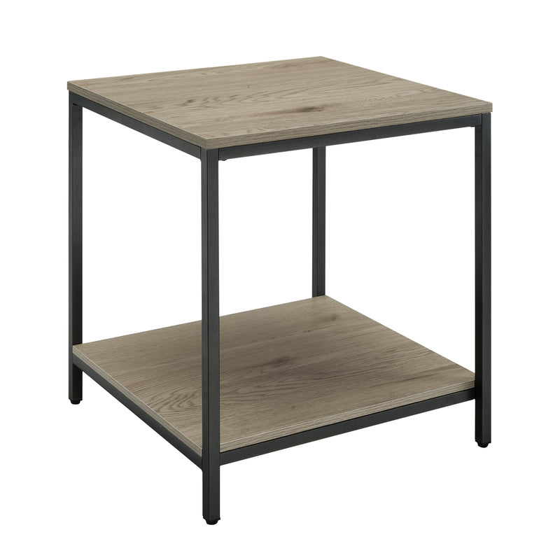 Tatum End Table - Driftwood