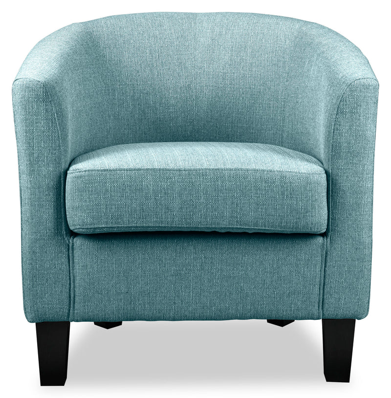 Enzo Accent Chair - Blue