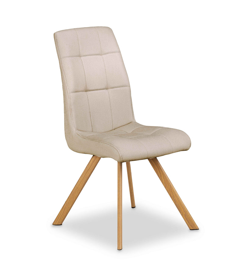 Clearview Side Chair - Sand